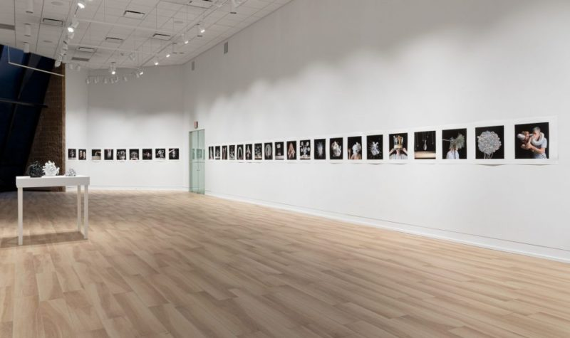 installation photo of The Devices Project